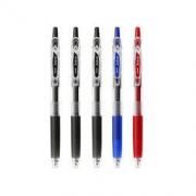 PILOT 百乐 Juice LJU-10EF 按动中性笔 3黑色+蓝色+红色 0.5mm 5支装