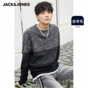 JACK&JONES 杰克琼斯 男士针织衫 220425027-869365109.5元 包邮(需用券)