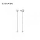 SWAROVSKI 施华洛世奇 5566677 女士耳环¥539.10 5.4折 比上一次爆料降低 ¥409.89