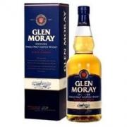 PLUS会员、有券的上:GLEN MORAY 经典 原味 斯佩塞 单一麦芽 威士忌 700ml