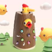 TOP BRIGHT 特宝儿 啄木鸟捉虫游戏儿童玩具¥32.00 4.8折 比上一次爆料降低 ¥9