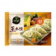 88VIP:bibigo 必品阁 玉米猪肉王水饺 1.2kg*4件87.02元包邮(合21.76/件)