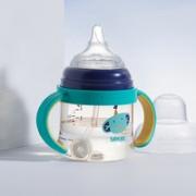 babycare ppsu吸管奶瓶 160ml 科里斯绿¥163.00 1.9折