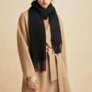 苏格兰百年奢侈羊绒品牌 Johnstons of Elgin  100%羊绒围巾 WA16¥440.34