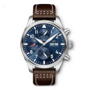 IWC 万国 周年纪念飞行员系列 男士自动上链腕表 IW377714
