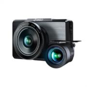 360 G580 行车记录仪 双镜头 +32G卡+降压线组套产品
