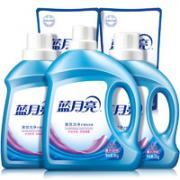 Bluemoon 蓝月亮 洗衣液 16斤¥81.90 5.7折 比上一次爆料降低 ¥12