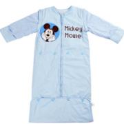 88VIP!Disney 迪士尼 婴幼儿夹棉成长睡袋
