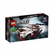 88VIP:LEGO 乐高 Speed超级赛车系列 76896 GTR nismo返卡后83.25元包邮(返40猫超卡,需用券)