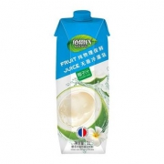 BAIENSHI 佰恩氏 浓醇椰子汁 1L*2瓶18.9元包邮(需用券)