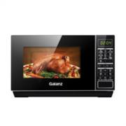 Galanz 格兰仕 变频微波炉 光波炉 烤箱一体机 家用智能 可烧烤 23L平板式 900W功率加热快 BM1