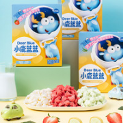 Deer Blue 小鹿蓝蓝 益生菌酸奶溶豆 20g*4盒