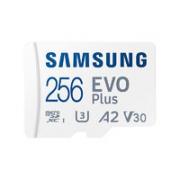 SAMSUNG 三星 EVO Plus Micro-SD存储卡 256GB(UHS-I、V30、U3、A2)