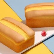 【500g】巴比熊无蔗糖代餐纯蛋糕17.9元