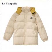 La Chapelle 拉夏贝尔 914613433 女士羽绒服150元包邮