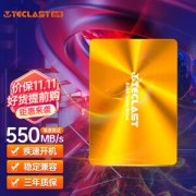 Teclast 台电 SD120GBA800 SATA 固态硬盘 120GB(SATA3.0)