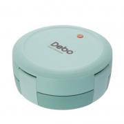 PLUS会员:DEBO 德铂 便携餐盒 750ml25元包邮