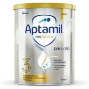 Aptamil 爱他美 澳洲爱他美 白金版 婴幼儿奶粉 3段 900g