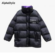 AlphaStyle AFD-SE-3050B 中性羽绒服¥399.00 1.3折