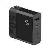 ZMI 紫米 APB03 移动电源充电器二合一 黑色 6700mAh USB 45W快充178元