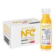 NONGFU SPRING 农夫山泉 NFC芒果混合汁300ml*24瓶 整箱装