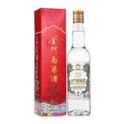 KINMEN KAOLIANG 金门高粱酒 白金龙 红盒 58%vol 清香型白酒 500ml 单瓶装