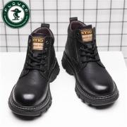 Plover 9931 马丁靴男 工装短靴