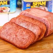 SPAM 世棒 午餐肉 火腿罐头 198g(原味+清淡)x2