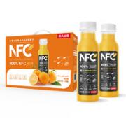 NONGFU SPRING 农夫山泉 NFC果汁饮料 橙汁300ml*10瓶
