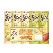 88vip:好丽友 薯愿薯片 104g*5罐+水军黑金锅巴 52g返后24.01元,合薯片10.74元/件,锅巴2.53元(28.01元+返卡4元)