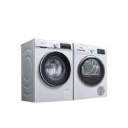 SIEMENS 西门子 WM12P2602W 洗烘套装 白色8999元包邮(需50元定金,31日支付尾款)