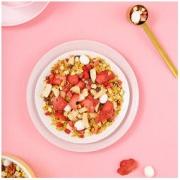WANGBAOBAO 王饱饱 草莓优脆乳烘培麦片 520g*2件51.9元(包邮)