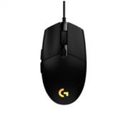 logitech 罗技 G102 二代 有线鼠标 黑色99元