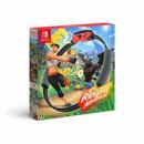 Nintendo 任天堂 海外版 Switch体感游戏套装 《健身环大冒险》中文¥456.00