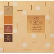 GODIVA 歌帝梵 经典系列巧克力礼盒 60片装/315g¥173.60 比上一次爆料降低 ¥2.87