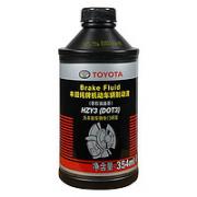 TOYOTA 丰田 刹车油/制动液 DOT3 354mL¥29.79 6.9折 比上一次爆料降低 ¥0.42