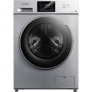 双11预售:Midea 美的 MD100VT13DS5 洗烘一体机 10kg 银色