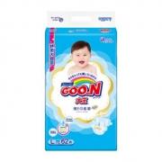 20日20点、PLUS会员:GOO.N 大王 维E系列 婴儿纸尿裤 L62片198元包邮 (合49.5元/件)