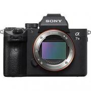 PLUS会员、双11预售: SONY 索尼 Alpha 7 III 全画幅 微单相机 黑色 单机身11599元包邮(需定金100元)