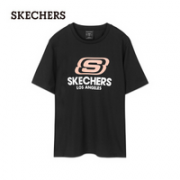SKECHERS 斯凯奇 女士T恤 L220W168