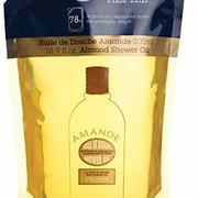 L'Occitane 欧舒丹 甜扁桃杏仁沐浴油 500ml¥213.43 比上一次爆料降低 ¥16.23