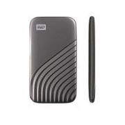 Western Digital 西部数据 My Passport 随行SSD版 Type-C 固态移动硬盘 2TB