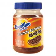 88vip:Ovaltine 阿华田 酷脆 榛子可可调味酱 200g*3件32.32元+5.39元淘金币+运费(合10.77元/件)