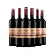 88VIP: 中粮长城 干红葡萄酒 窖酿解百纳 750ml*6瓶