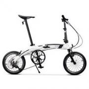 DAHON 大行 AIRSPEED 折叠自行车 云白 16英寸 9速3298元