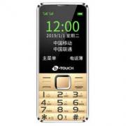 K-TOUCH 天语 T2 移动联通版 2G手机 金色