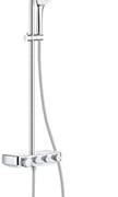 Grohe 高仪 智能控制淋浴系统Smartcontrol 冷触恒温淋浴花洒套装 26508000