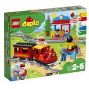 LEGO 乐高 Duplo 得宝系列 10874 智能蒸汽火车¥285.00 比上一次爆料降低 ¥34