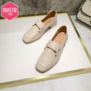 DUSTO 大东 DW21C1936A 女士低跟单鞋
