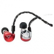 IRIVER 艾利和 Astell&Kern Diana 三单元动铁 入耳式耳机 红色2199元